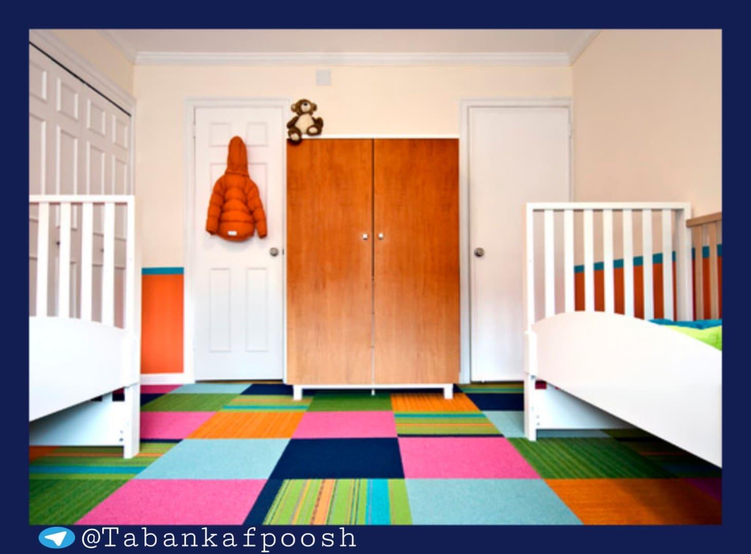 قیمت کفپوش پازلی اتاق کودک
